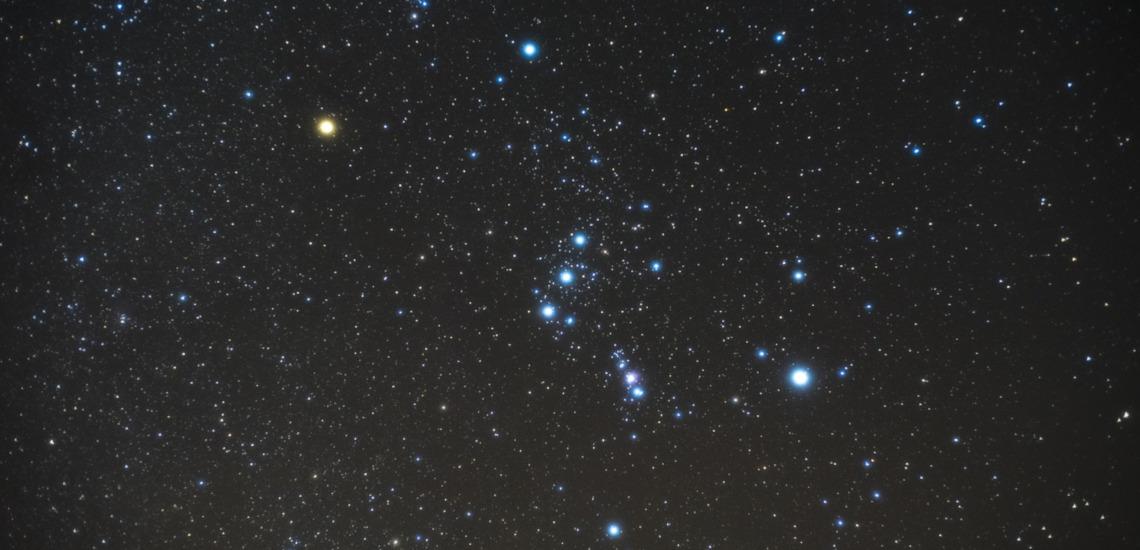 Bételgeuse, une baisse de luminosité sous surveillance